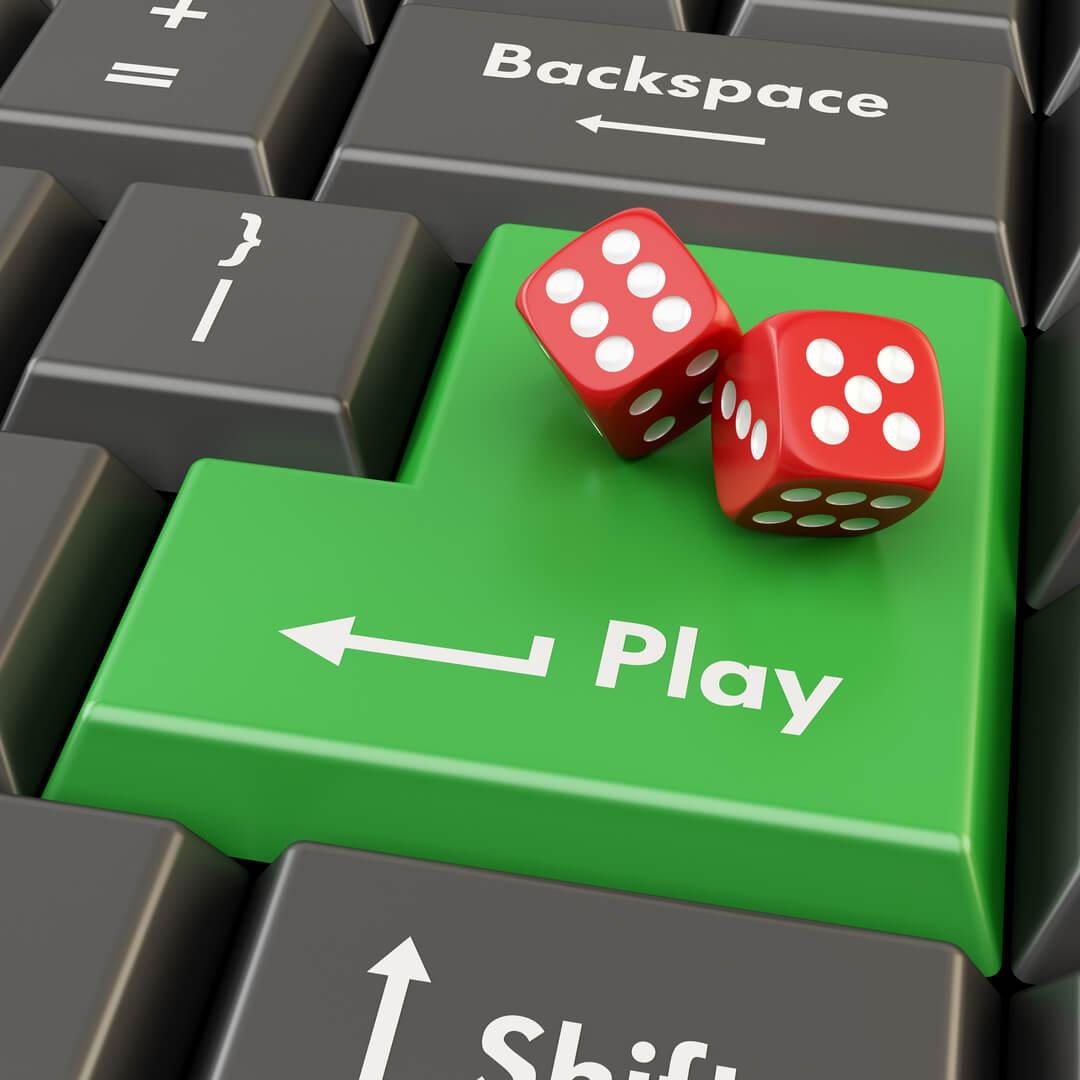 オンラインカジノゲームをプレイする